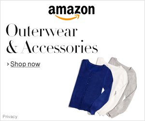 Amazon Outerwear & Accessories Offers